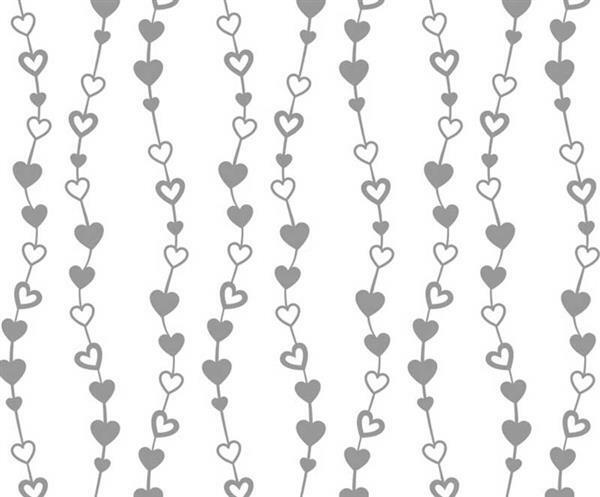 Zauberpapier - A4, Herzen