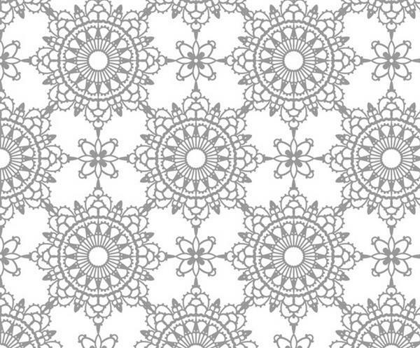 Zauberpapier - A4, Ornamente