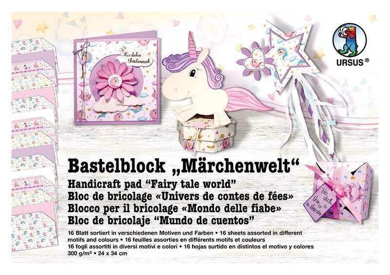 Bastelblock, Märchenwelt
