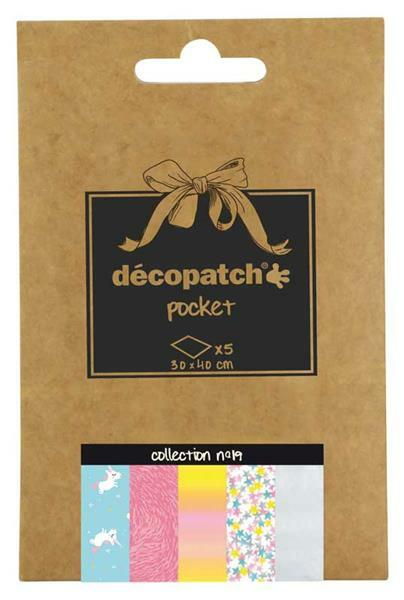 Decopatch Pocket - Nr. 19