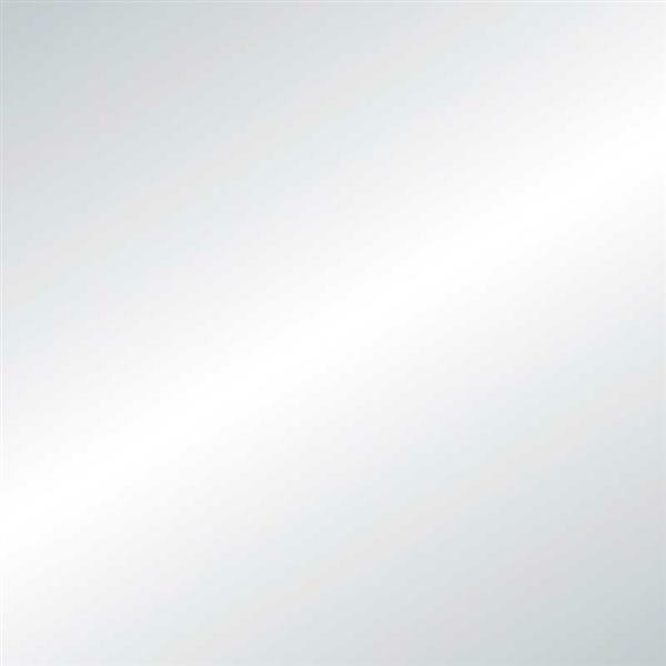 Gekleurd tekenpapier - 10 st., 50 x 70 cm, zilver