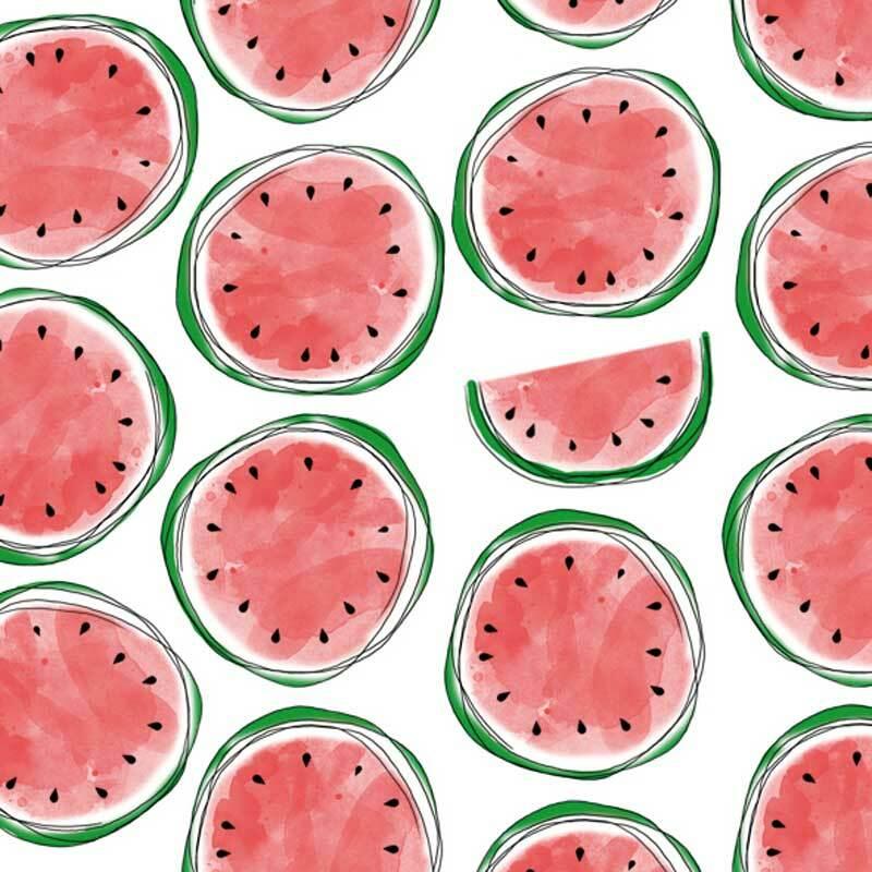 Servetten - 20 st./pak, Melons