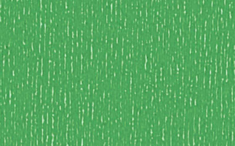 Knutselcrêpe - waterbestendig, lichtgroen