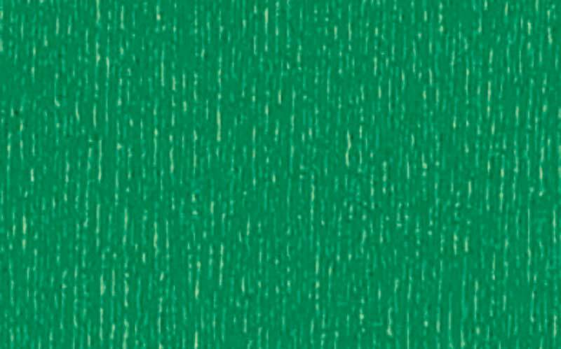 Knutselcrêpe - waterbestendig, donkergroen