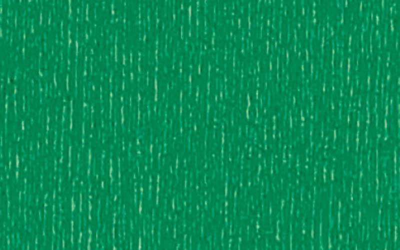 Bastelkrepp - wasserfest, dunkelgrün