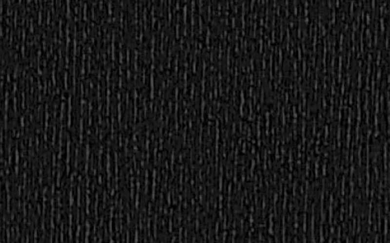 Knutselcrêpe - waterbestendig, zwart
