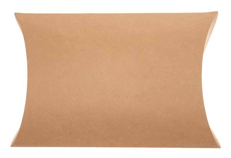Boîte cadeaux XXL - papier Kraft