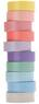 Set Washi Tape - Tons pastels