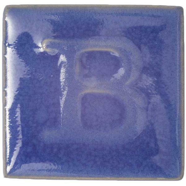 Botz glaçure liquide - brillant, été bleu