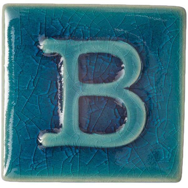 Botz Flüssigglasur - glänzend, orientblau