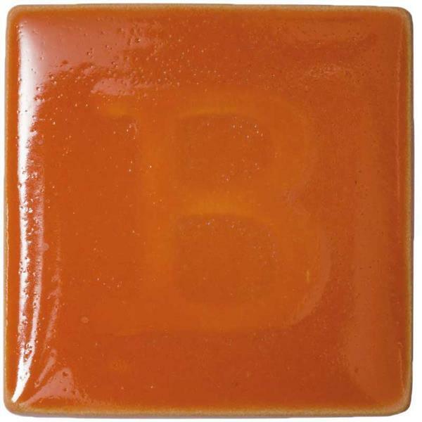 Botz Flüssigglasur - glänzend, orange