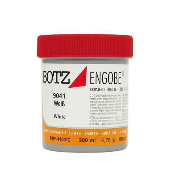Botz Engoben - 200 ml, weiß