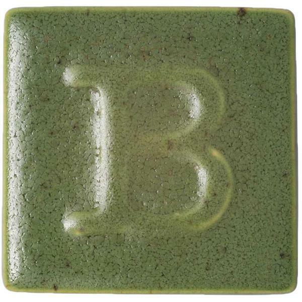 Botz glaçure liquide - brillant, vert mousse