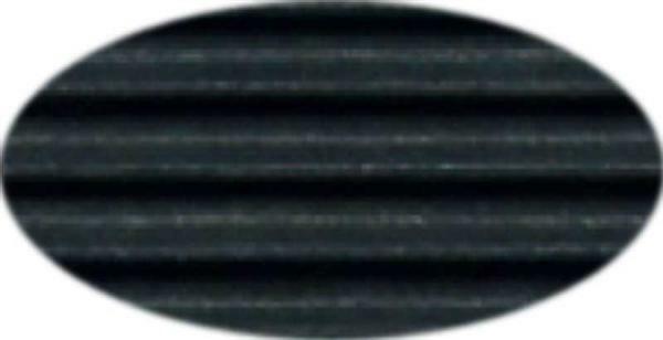 Golfkarton - 50 x 70 cm, 10 vel, zwart