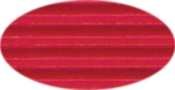 Wellpappe - 50 x 70 cm, 10 Bg., rot