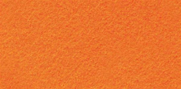 Feutrine - 10 pces, 20 x 30 cm, orange