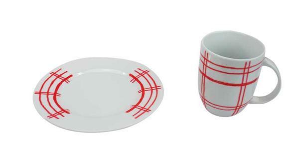 Tasse en porcelaine, moderne