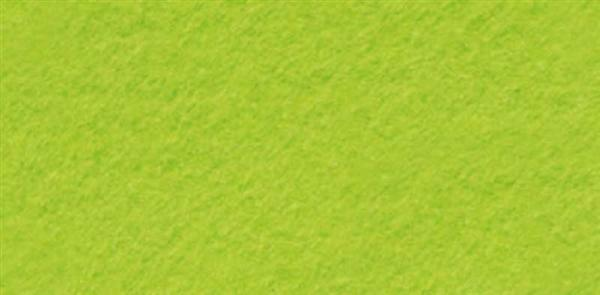 Bastelfilz - 10 Stk., 20 x 30 cm, hellgrün