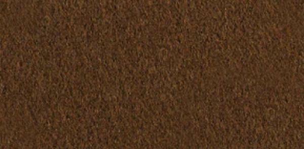 Feutrine - 10 pces, 20 x 30 cm, brun foncé