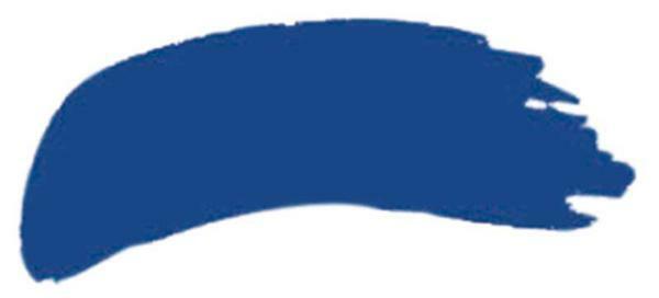 Peinture pour porcelaine - 20 ml, bleu cobalt