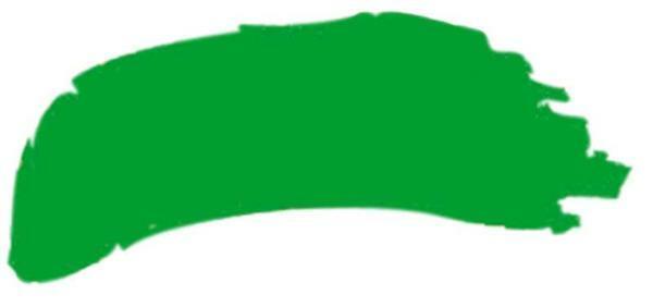 Porseleinverf - 20 ml, Frans groen