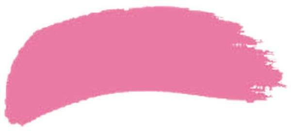 Porseleinverfstift met penseelpunt, roze