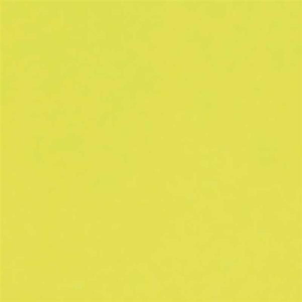 Feuille de cire décorative - jaune citron