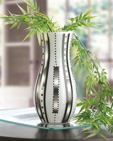 Feuille de cire décorative - alu argenté
