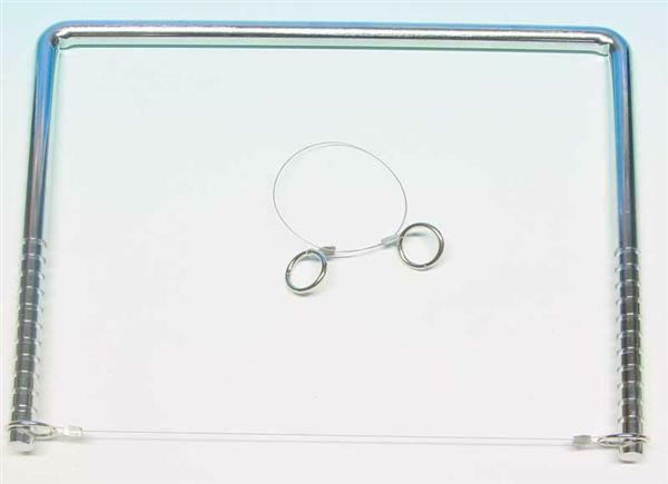 Tonschneidebügel (Säge), 300 mm