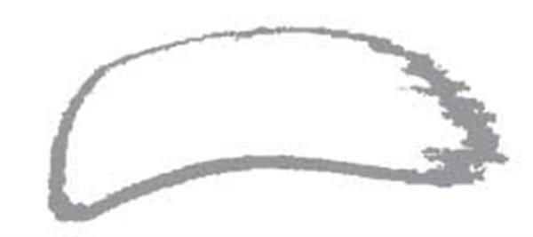 Vernis de finition porcelaine - brillant inc. 20ml