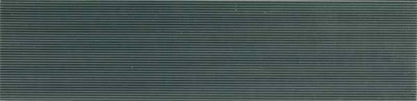 Verzierwachsstreifen flach - 1 mm, silber