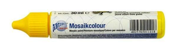 Mozaïekcolour - 30 ml, geel