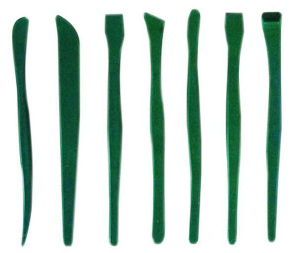 Set de bâtonnets de modelage, 7 pces