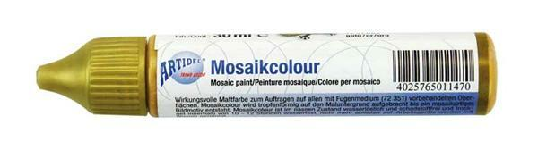 Mozaïekcolour - 30 ml, goud