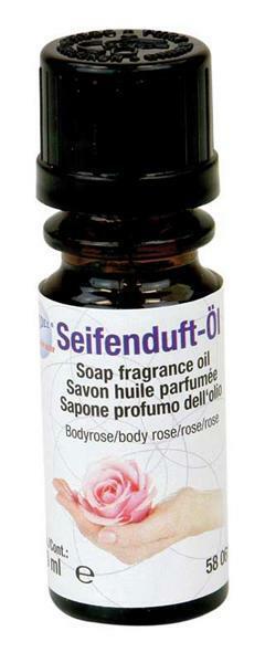 Huile parfumée pour savon - 10 ml, bodyrose