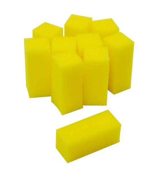 Verfsponsje - 2 x 2 x 5 cm, 1 stuk