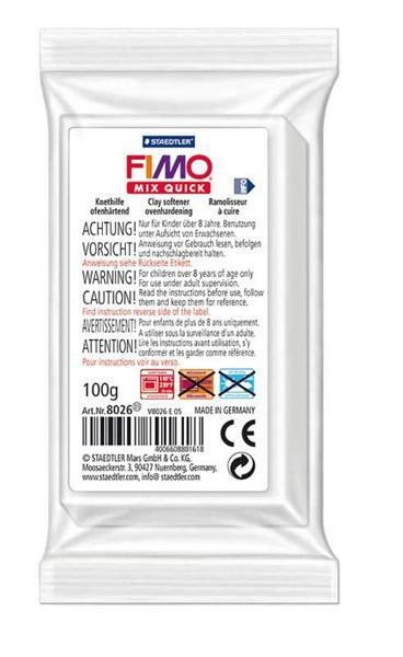 "Fimo kneedhulp ""Mix Quick"", 100 g"