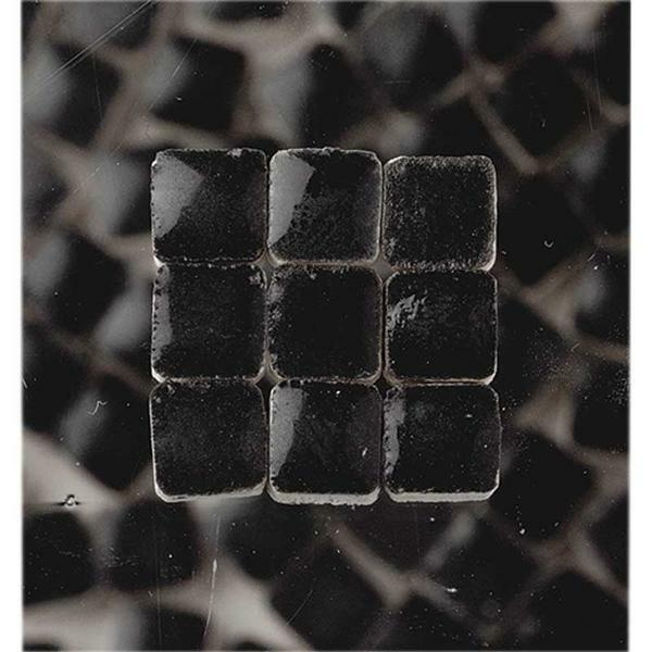 Mozaïek mini - 10 g, zwart