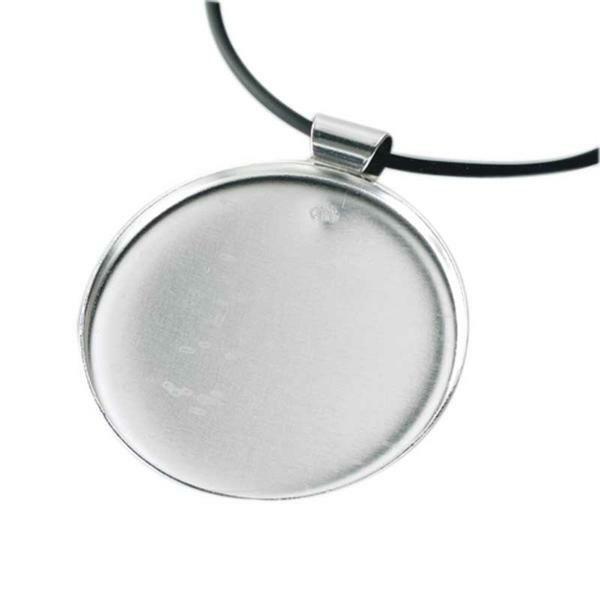 Collier mosaïque avec bande bijoux, rond