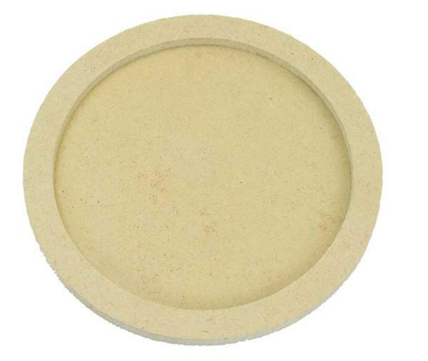 Mozaïek onderzetter - cirkel, Ø 120 mm