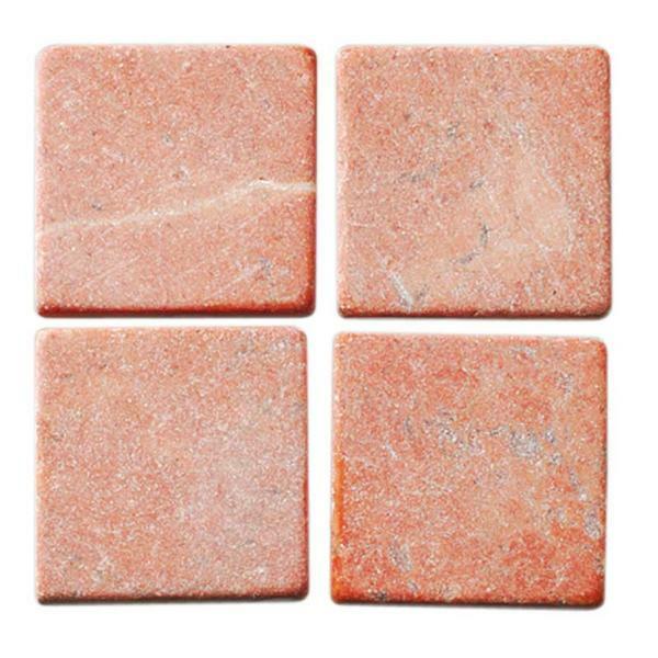 Mozaïek natuursteen - 200 g, rood