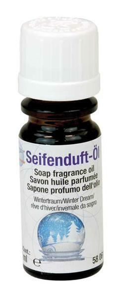 Seifenduftöl - 10 ml, Wintertraum