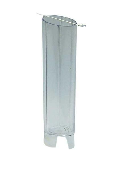 Kaarsengietvorm - 36 x 60 x 220 mm, ovaal