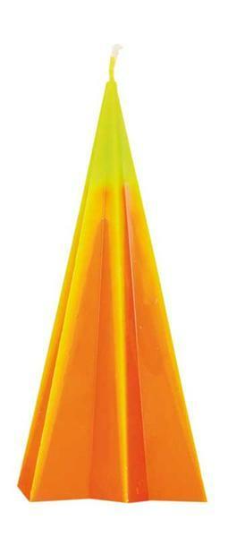 Kerzengießform - Ø 100 x 200 mm, Sternkegel