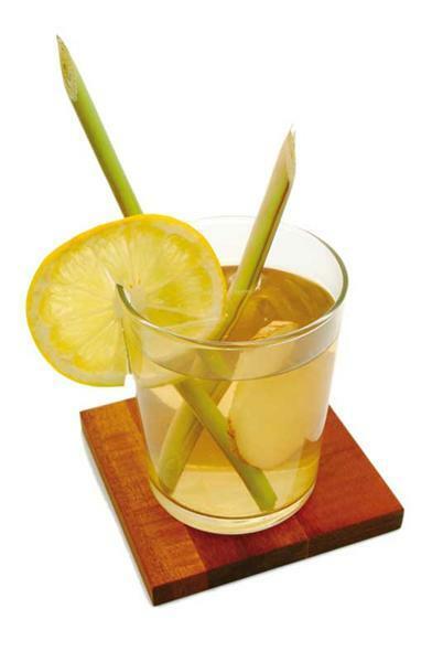 Kaarsen geurolie - 10 ml, citroengras