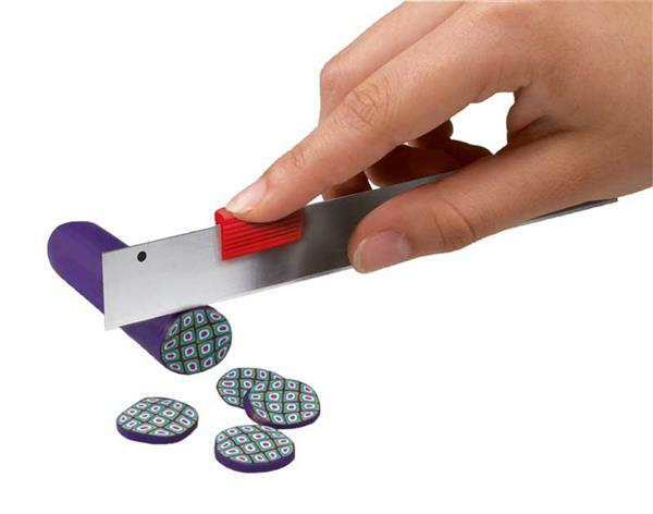 Fimo cutter - messenset