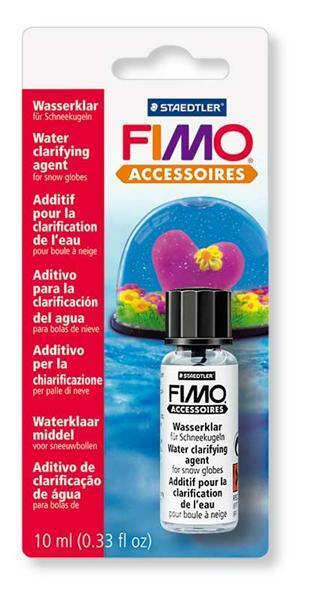 Fimo additif pour la clarification de l'eau