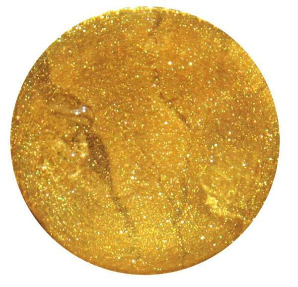 Seifenpigmente, 20 ml, gold