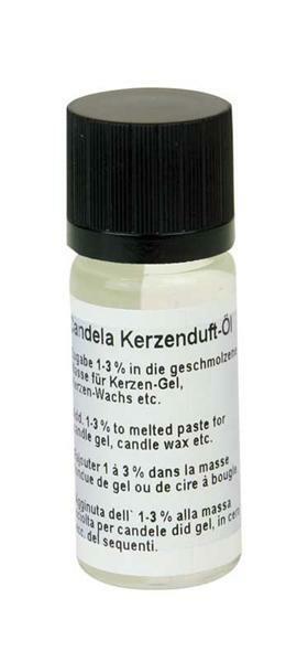 Huile parfumée pour bougie - 10 ml, Fresh Air-ment