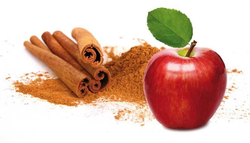 Kerzen Duftöl - 10 ml, Apfel-Zimt